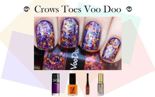 Crows Toes Voo Doo