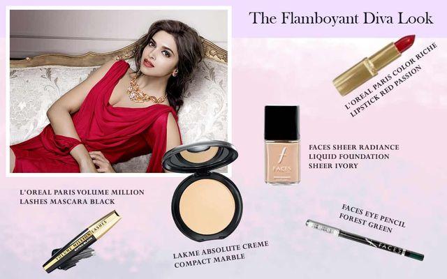 The Flamboyant Diva Look