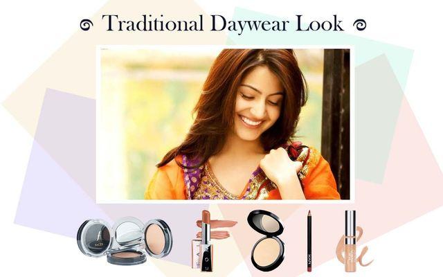 Traditional Daywear Look