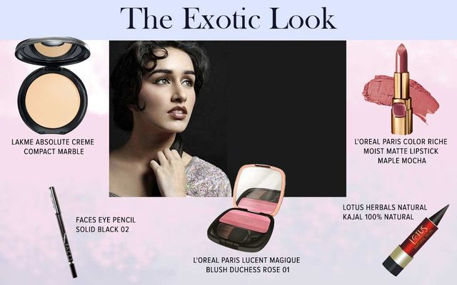 The Exotic Look