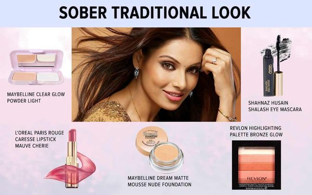 Sober Traditional Look