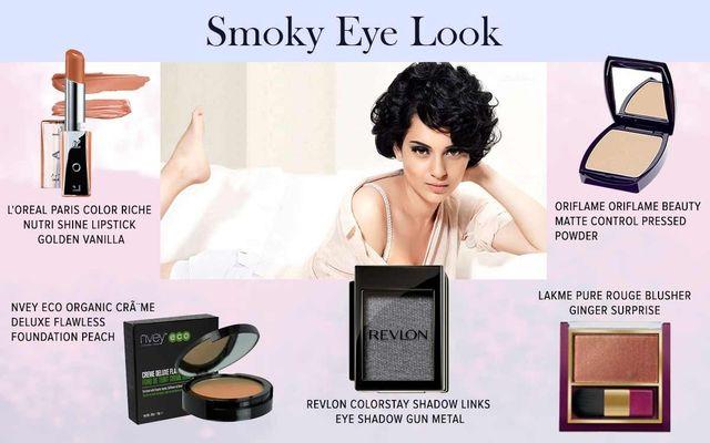 Smoky Eye Look