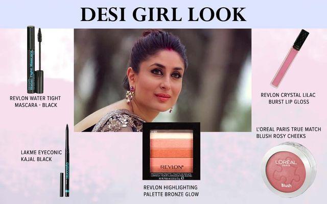 Desi Girl Look