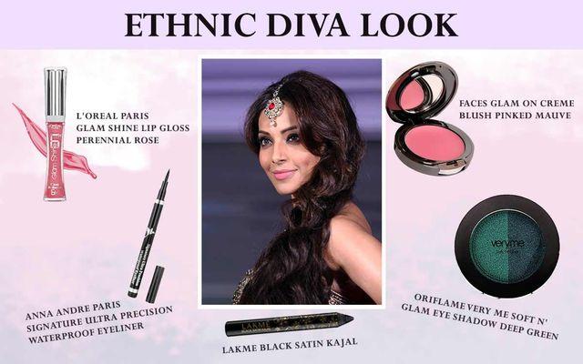 Ethnic Diva Look