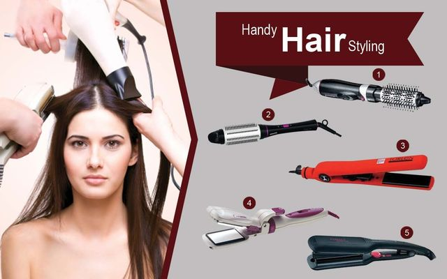 Handy Hair Styling Tools