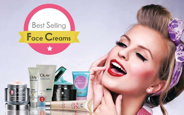 Best Selling Face Creams