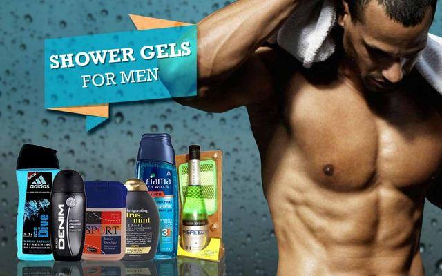 Shower Gels For Men