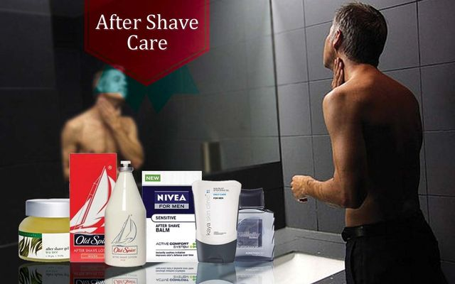 After Shave Care