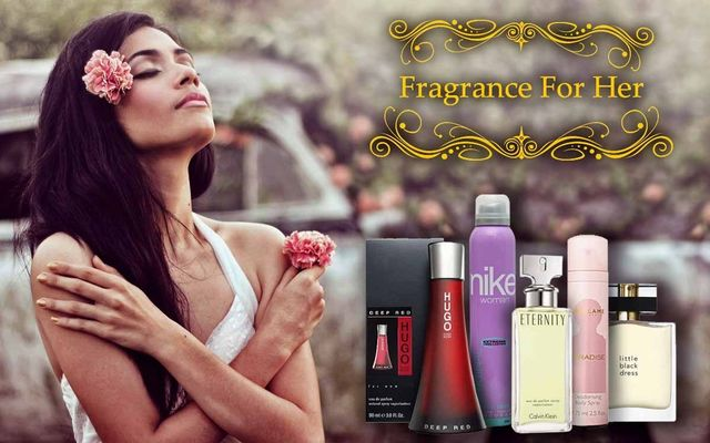Fragrance For Her