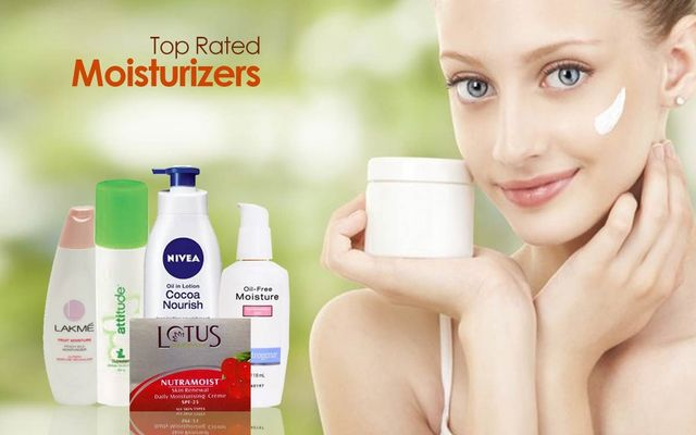 Top Rated Moisturizers