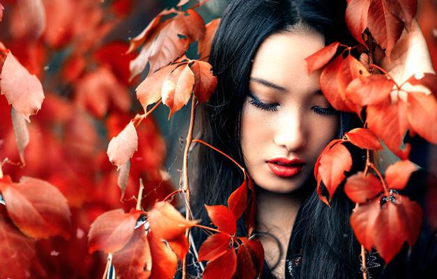 The Autumn Makeup