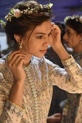 #Look1: The Fariy Tale Princess Look From #LakmeFashionWeek18