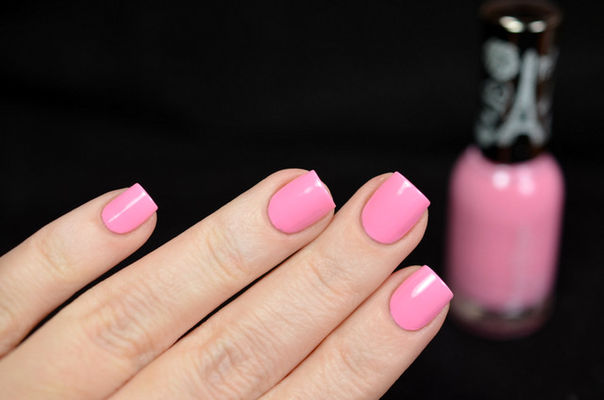 Nail Art With Pink-Potancy
