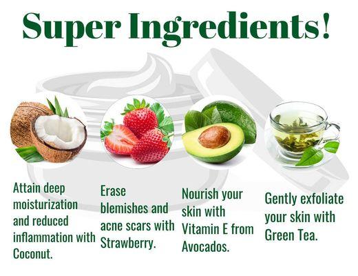 Super Ingredients!