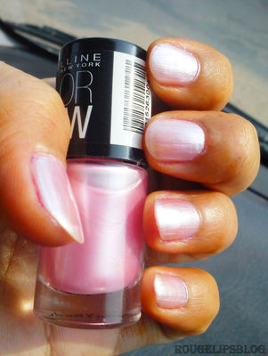Go Pinkaliscious With Maybelline
