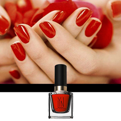 Nail Art With You Red My Thoughts