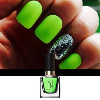 Nail Art With Evagreen
