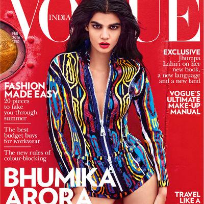 Bhumika Arora's Sizzling Look