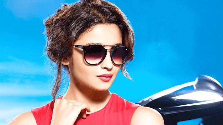 Alia Bhatt: Pretty Pink