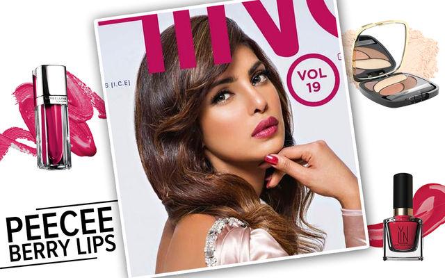 Priyanka: Cover Girl