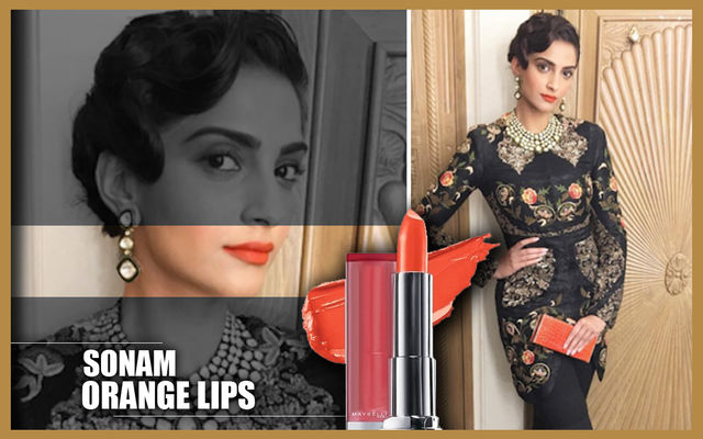 Sonam Kapoor: Vintage Look
