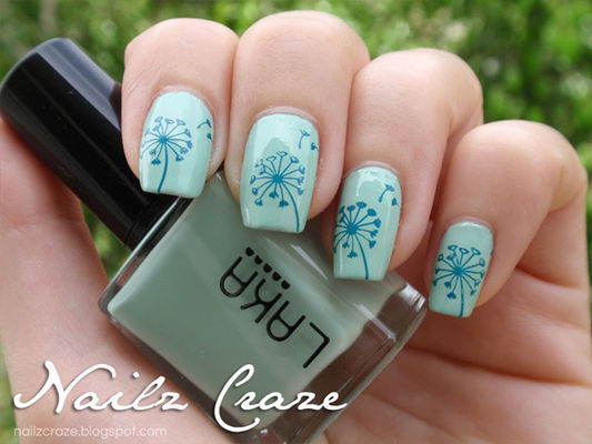Nail Art With  Smooth Affair