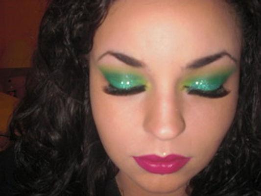 Eye-Catching Eyeshadows