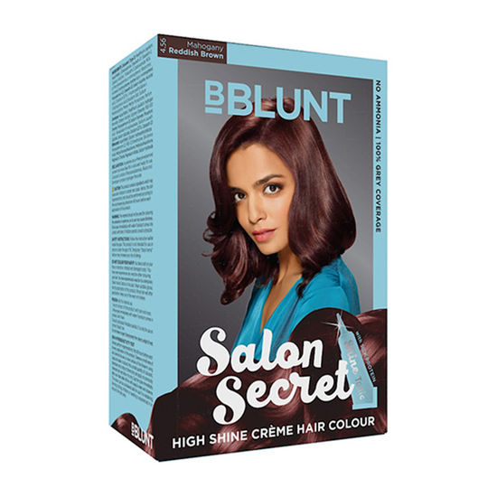 Buy bblunt hair color online cosmetics perfumes skincare for Bblunt salon secret hair color shades