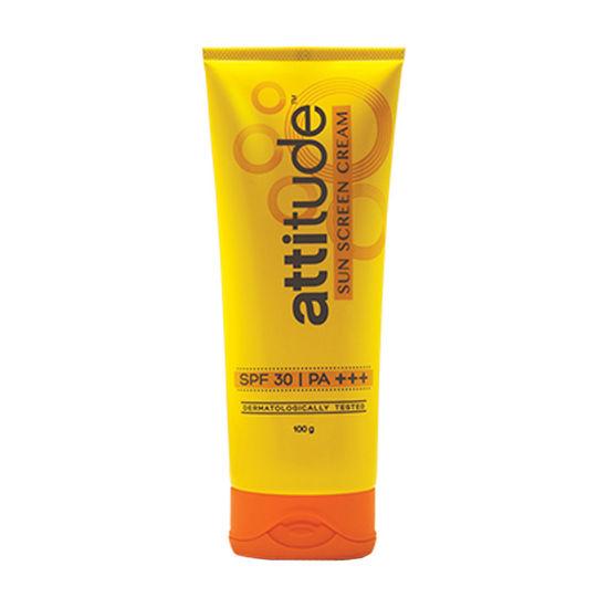 Amway Attitude Sunscreen Cream (100 G)