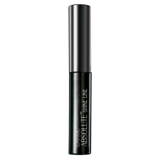Lakme Absolute Shine Liquid Eye Liner Black (4.5 Ml)