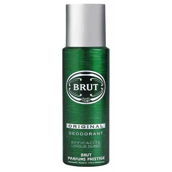 Buy Brut Deodorant - Original 200 ml-Purplle