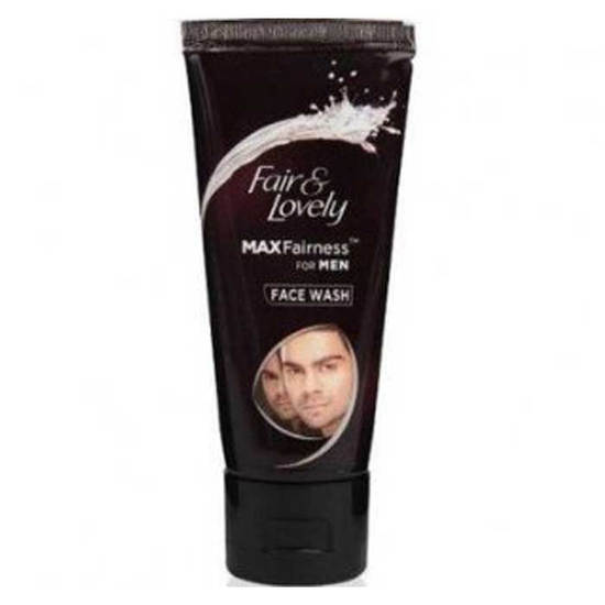 Buy Fair & Lovely Max Fairness Face Wash for Men (50 g)-Purplle