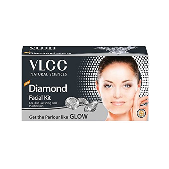 Buy VLCC Diamond Facial Kit-Purplle