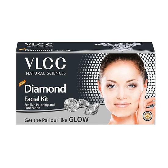Buy VLCC Diamond Facial Kit (60 g)-Purplle