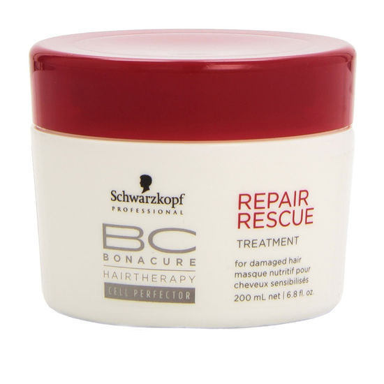Image result for Schwarzkopf Bonacure Repair Rescue Treatment