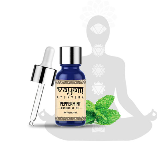 Good Vibes Pure Essential Oil - Peppermint (10 ml)