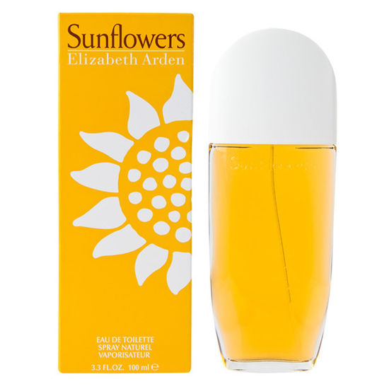 Buy Elizabeth Arden Sunflowers Women EDT (100 ml)-Purplle