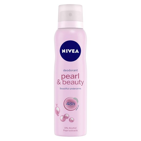 Buy Nivea Deodorant Pearl & Beauty For Women (150 ml)-Purplle