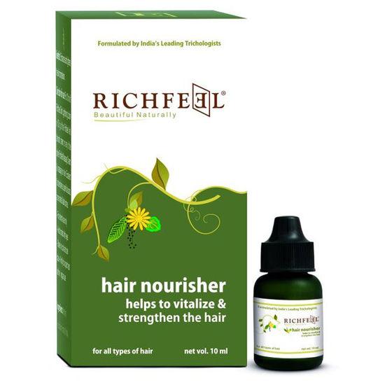 Buy Richfeel Hair Nourisher (10 ml)-Purplle
