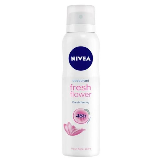 Buy Nivea Fresh Flower Deodorant (150 ml)-Purplle
