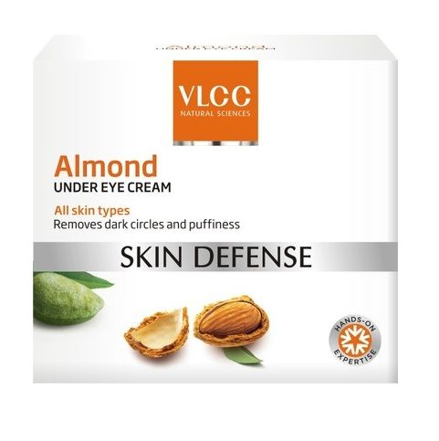 Buy VLCC Almond Under Eye Cream (15 g)-Purplle