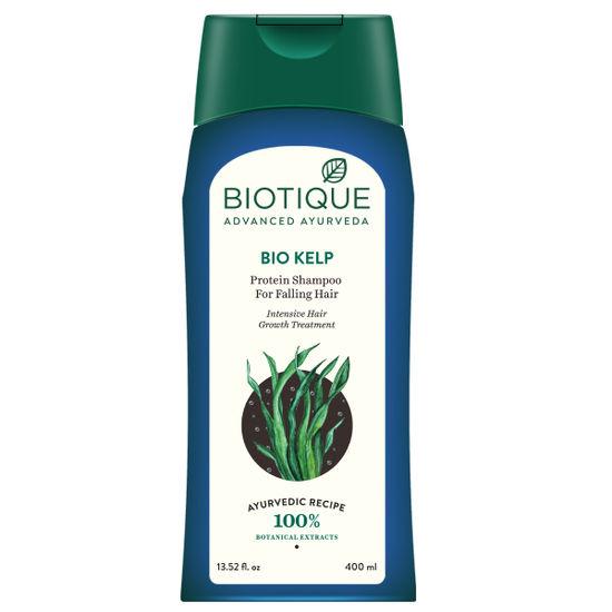 Buy Biotique Bio Kelp Protein Shampoo (400 ml)-Purplle
