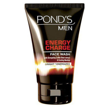 Buy Ponds Men Energy Charge Face Wash (100 g)-Purplle
