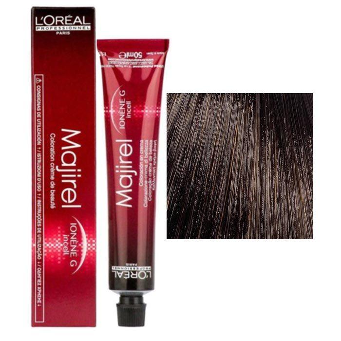 Loreal Inoa Hair Color Shade Card - HairStyles