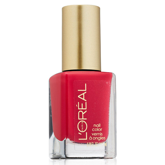 L\'Oreal Paris Nail Color Vernis A\'Ongles - Crazy For Chic 110 (11.7 ml)