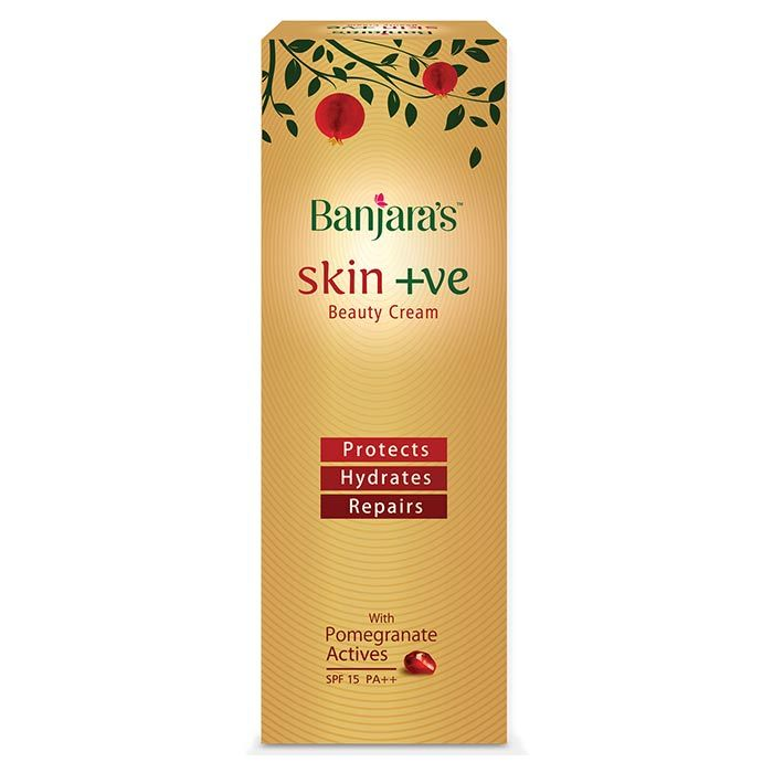 Buy Banjara's Skin +ve Beauty Cream (40 g)-Purplle