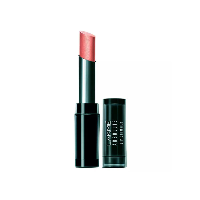 Buy Lakme Absolute Illuminating Lip Shimmer Rose Gold Dust (3.6 g)-Purplle