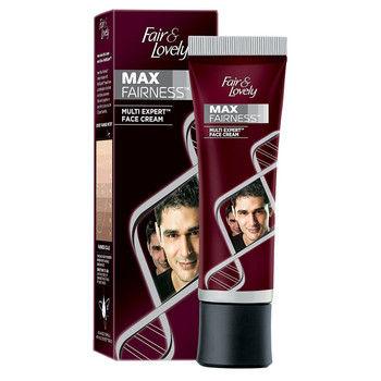 Buy Fair & Lovely Max Fairness Cream for Men (50 g)-Purplle