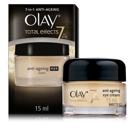 Buy Olay Total Effects 7 In 1 Anti-Aging Eye Cream (Dark Circles) (15 ml)-Purplle