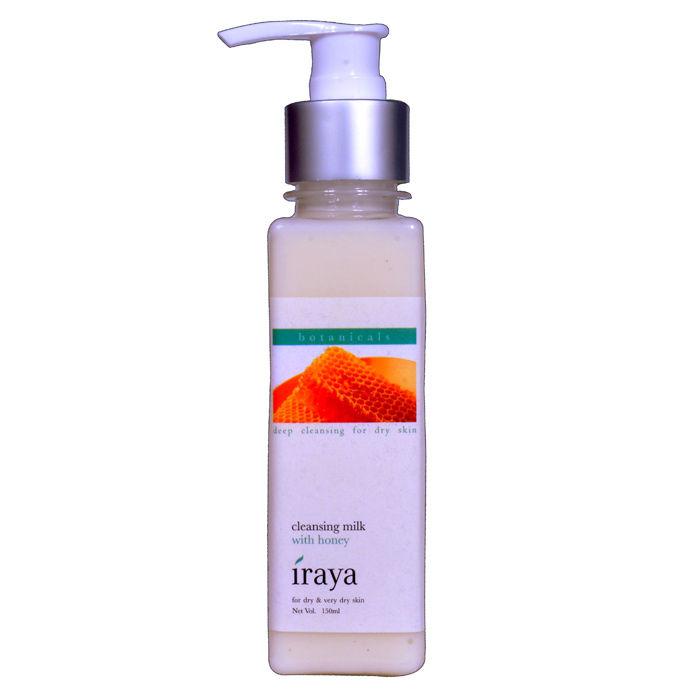 Buy Iraya Cleansing Milk With Honey (150 ml)-Purplle